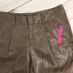 NWT Alice + Olivia pleated pants
